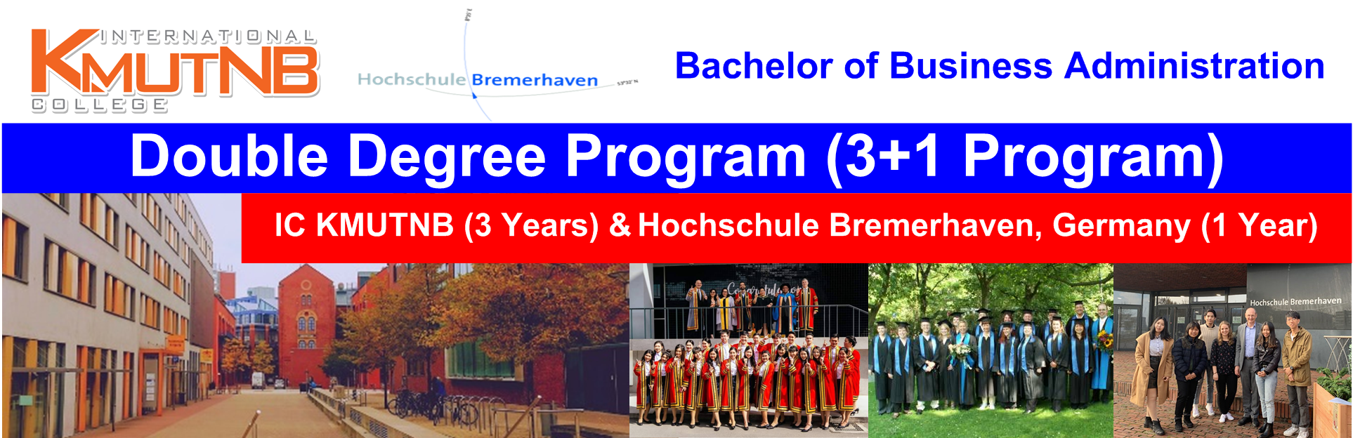 Double Degree Program (3+1 Program)